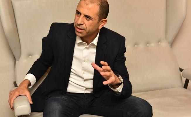 Özersay: Kıbrıs sorununun güvencesiyiz!