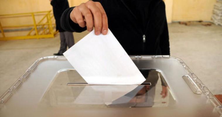 Sandık seçmen listeleri 7 gün askıda kalacak