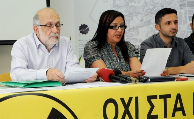Akkuyu Nükleer Santrali'ne karşı insan zinciri