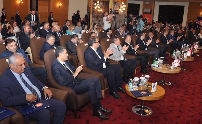 """""""Doğu Akdeniz'de Güvenlik, Enerji Stratejileri ve Küresel Güç İlişkileri"""" konferansı yapıldı"""