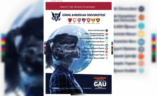 GAÜ 2018 Burs Sınavı 8 Haziran'da