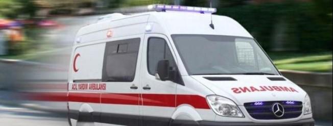 G.Mağusa'da 5 kişi boğulmaktan kurtarıldı...