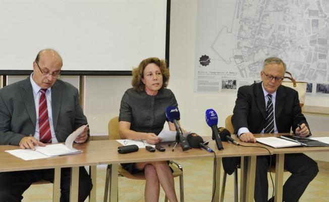 İngiltere'den, Kayıp Şahıslar Komitesi'ne bağış