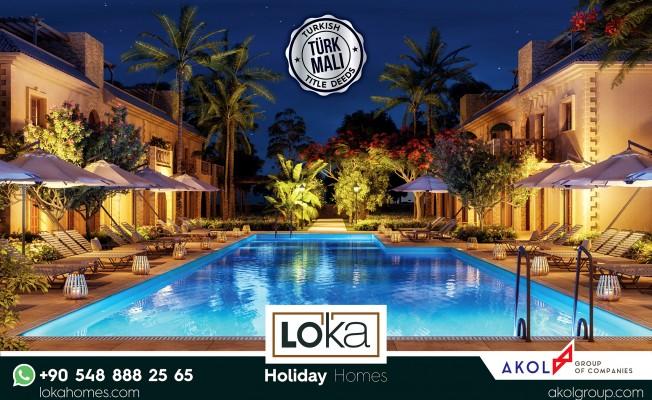 Loka Holiday Homes ile hayallerini gerçeğe, tatilini eğlenceye çevir