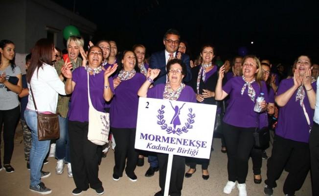 Mormenekşe Enginar Festivali başladı