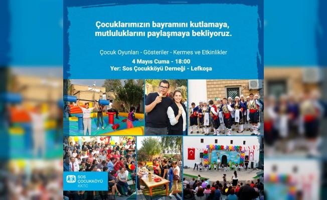 SOS Çocuk Köyü'nün 23 Nisan etkinliği