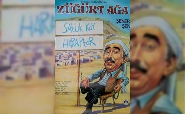 """""""Türk Filmleri Afiş Sergisi"""" 14 Nisan Cumartesi günü"""