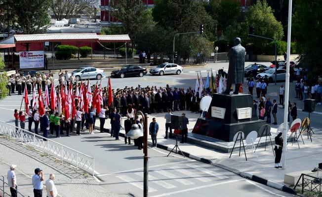 19 Mayıs Tören ve etkinliklerle kutlanıyor