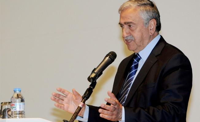 Akıncı: Kıbrıs yeni gerginliklere doğru sürükleniyor!