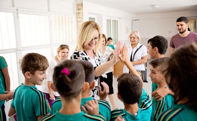 Eroğlu: Okulların alt yapısı güçlendirilmeli