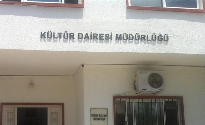 Kültür Dairesi, mali yardımlar için başvuru kabul edecek.