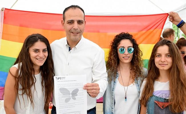 LGBTİ+ Dostu Belediyecilik Protokolü'ne imza