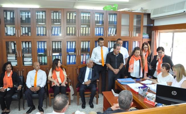 UBP Güzelyurt Adayları başvurularını yaptı