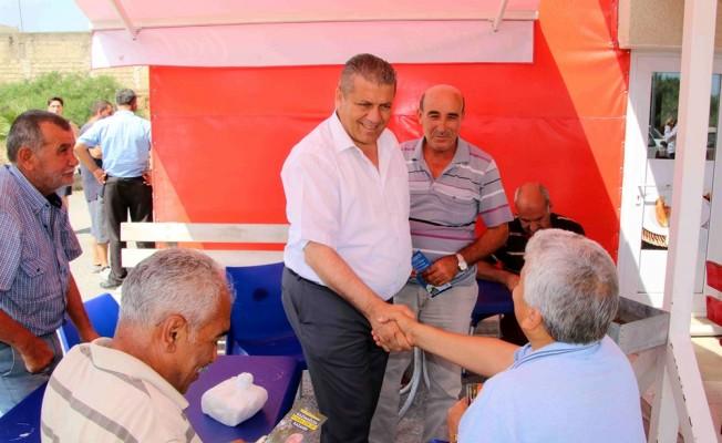 Arter Gazimağusa Liman bölgesini ziyaret etti