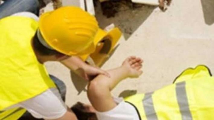 Bafra'da ölümlü iş kazası!