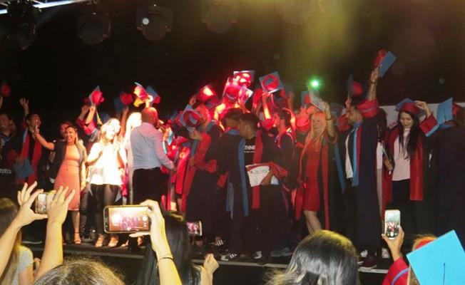 Çıraklık ve Yetişkin Eğitim Merkezi 6. dönem mezuniyet töreni
