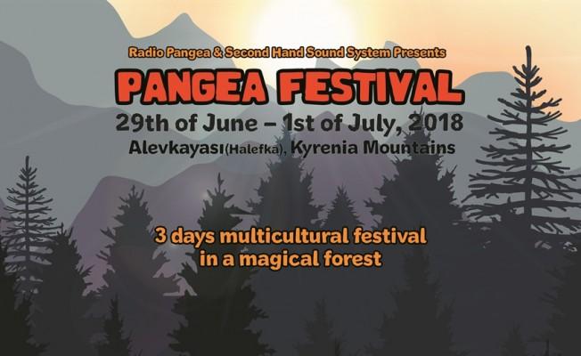 """""""Pangea Festival"""" cuma günü başlıyor"""