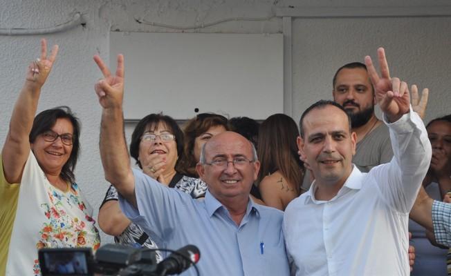 TDP Genel Merkezi'nde kutlamalar başladı.