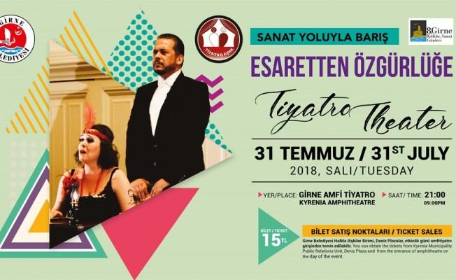 8. Girne Kültür Sanat Günleri devam ediyor...