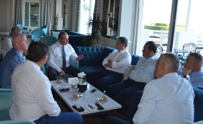 """Ataoğlu, """"Amacımız turizmin 12 ay yapılabilmesidir"""""""