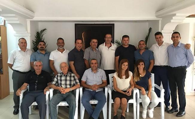 Baf Türk Birliği'nin genel kurulu yapıldı