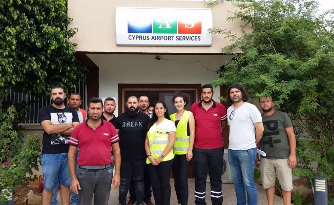 Bağımsızlık Yolu'ndan CAS çalışanlarına destek