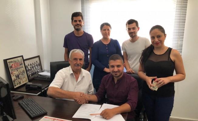 Basın-Sen Detay Gazetesi ile toplu sözleşme imzaladı