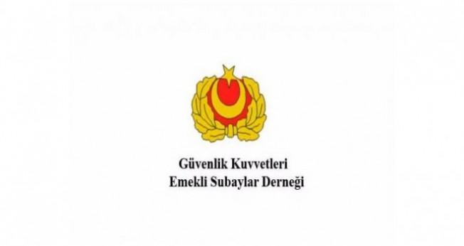 Emekli Subaylar Derneği de mesaj yayımladı