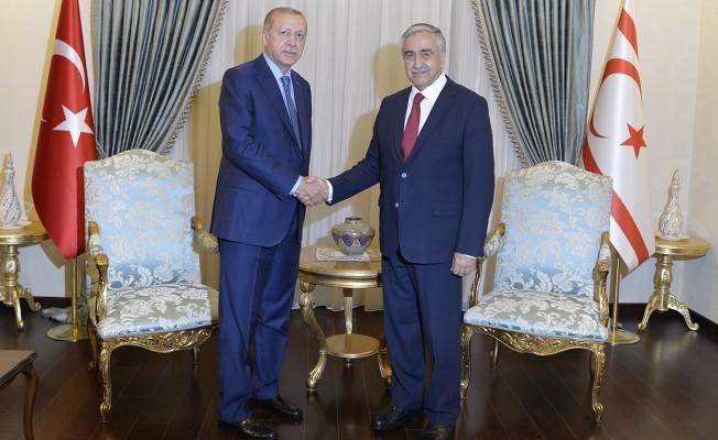 Erdoğan KKTC'de...