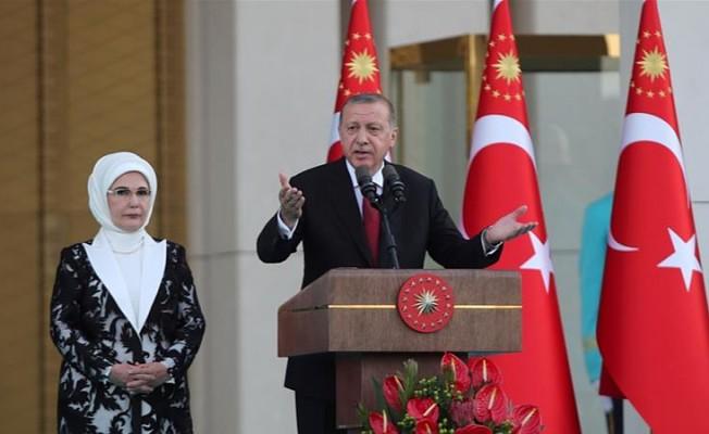 Erdoğan'ın yemin töreni ve KKTC ziyareti Rum basınında