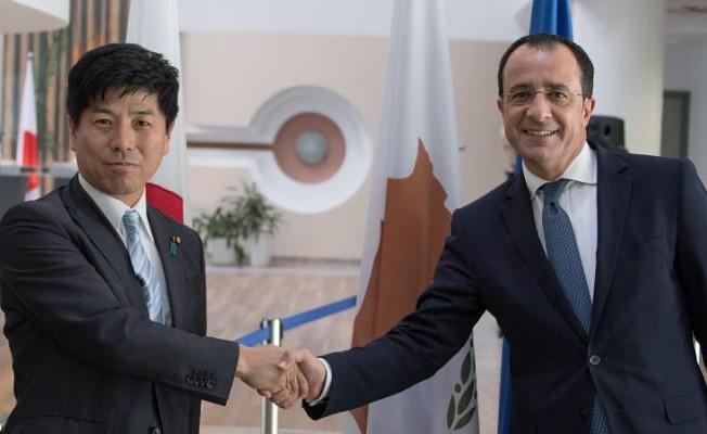 Japonya, Güney Kıbrıs'ta büyükelçilik açtı