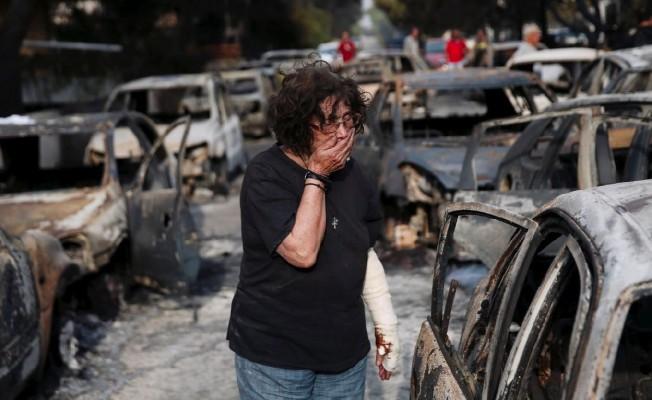 Yunanistan'da ölü sayısı artıyor!