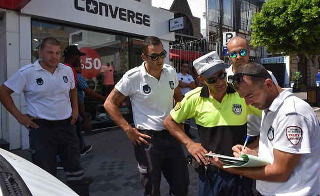 Zabıta memurlarına trafik eğitimi