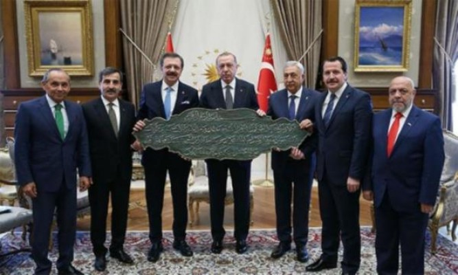Erdoğan: Hepsi geçecek!