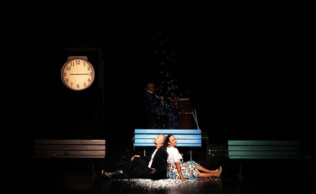 """21.15 Treni"" Maltepe Tiyatro Festivali'nde..."