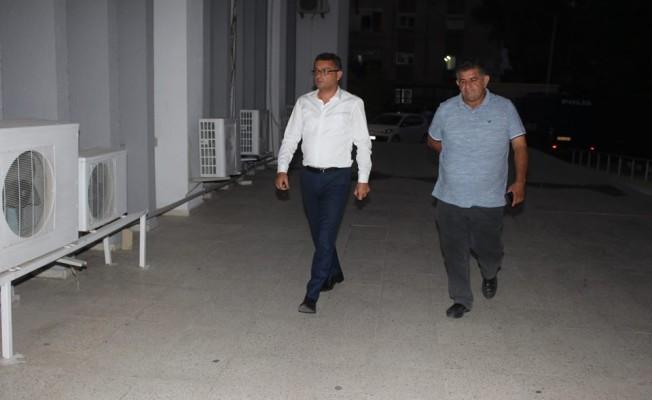 Başbakan Lefkoşa Polis Müdürlüğü'ne gitti!