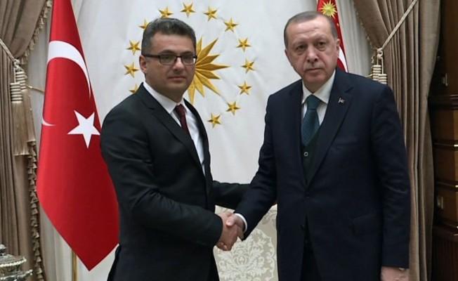 Erdoğan randevuyu verdi...