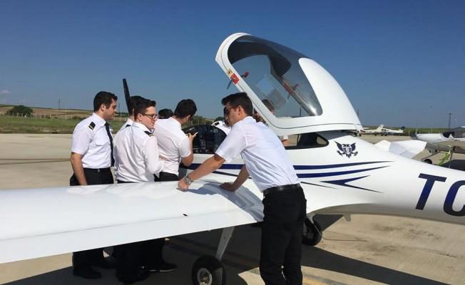 GAÜ'den pilot olmak isteyenlere müjde