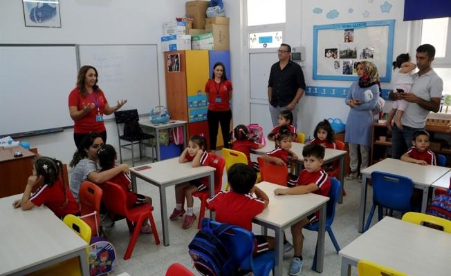 İlköğretimde 2018-2019 eğitim yılı başladı