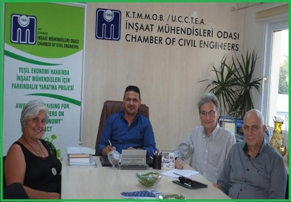 İMO, Yeşil İş Fırsatları Raporu hazırlıyor