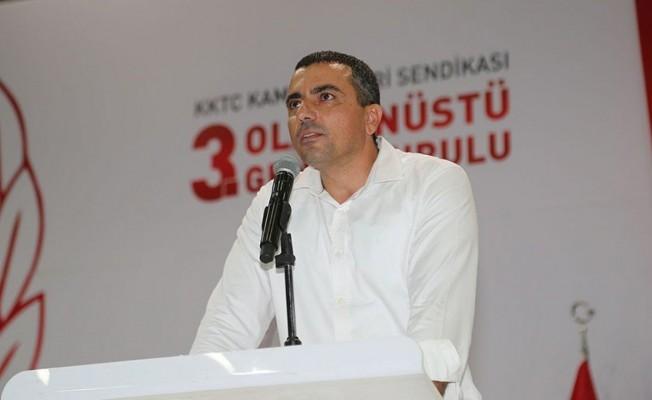 Kamu-İş'te Ahmet Serdaroğlu dönemi...