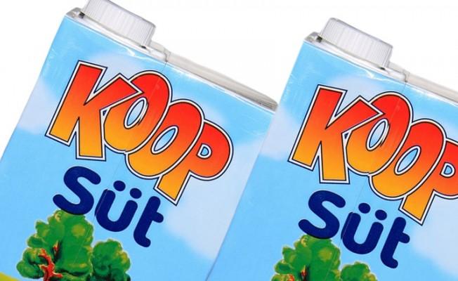 Koop Süt yeni fiyatlarını açıkladı