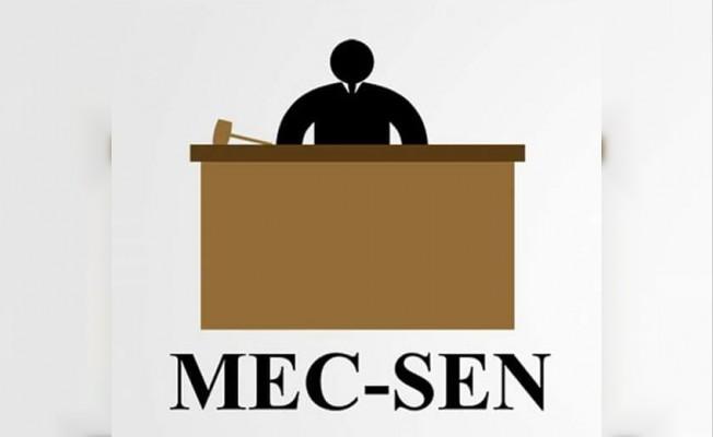 Mec-Sen'in grevi sürüyor...
