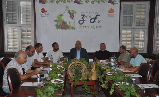 """Mehmetçik Ziva Fest"", 6 Ekim'de..."