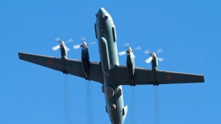 Rus uçağı vuruldu patlama sesi KKTC'den duyuldu