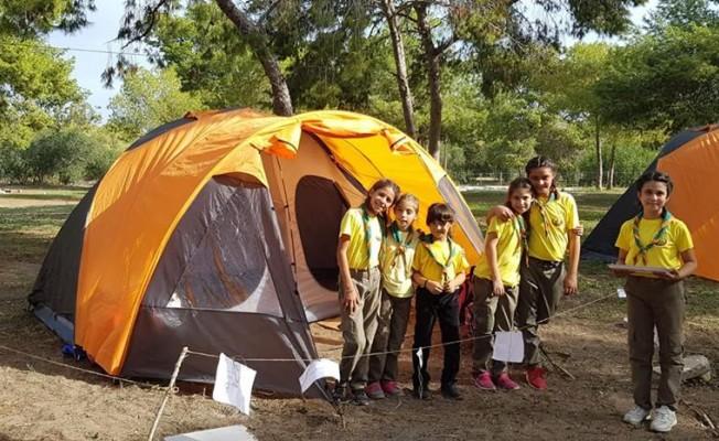 DOĞA-İZDER, 1. Macera Kampı gerçekleştirdi