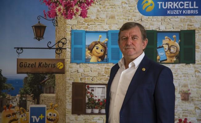Kuzey Kıbrıs Turkcell'den iletişim desteği