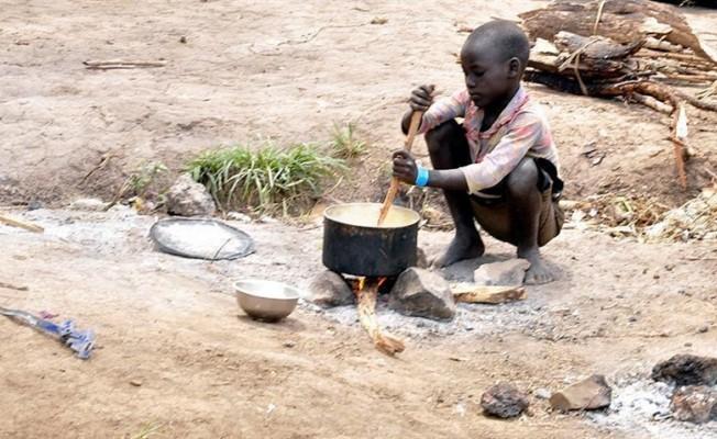 Nijerya'da yetersiz beslenmeden 132 çocuk öldü