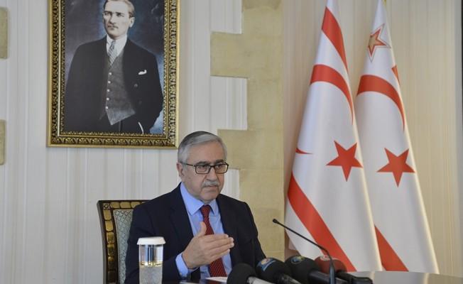 """Akıncı: """"Artık Kıbrıs Türk tarafının onayı da lazım"""""""