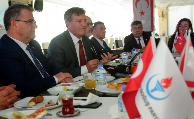 Arıklı: Kıb-Tek rant merkezi oldu!